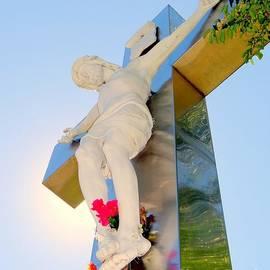 Ed Weidman - Chrome Crucifixion