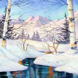 Teresa Ascone - Chugach Alpenglow