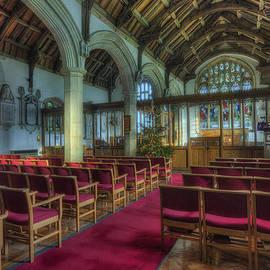 Ian Mitchell - Church at Christmas v6