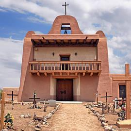 Nikolyn McDonald - Church at San Ildefonso