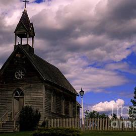 Bob Christopher - Church At The OKeefe Ranch