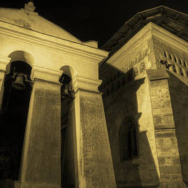 Vlad Baciu - Church by night - HDR photo