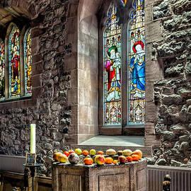 Adrian Evans - Church Fruits