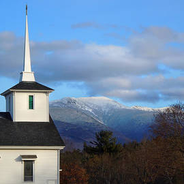 Nancy Griswold - Church in Franconia New Hampshire