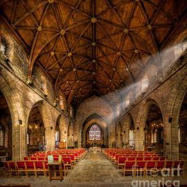 Adrian Evans - Church Light