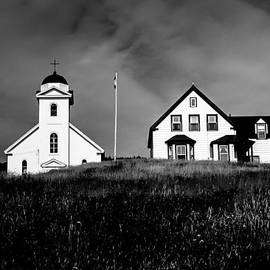Tom Wilder - Stella Maris Church Creignish Nova Scotia