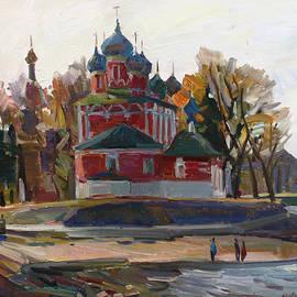 Juliya Zhukova - Church of Dimitri