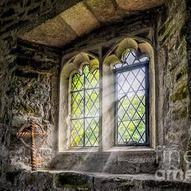 Adrian Evans - Church of Light