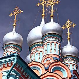 Lali Kacharava - Church of Neokessariyskogo