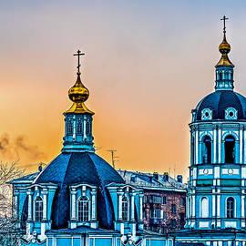 Alexander Senin - Church Of Saint Nicholas