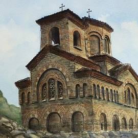 Henrieta Maneva - Church of St Demetrius of Thessaloniki Veliko Tarnovo Bulgaria