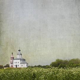 Elena Nosyreva - Church of the Epiphany Suzdal