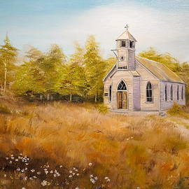 Alan Lakin - Church on the Hill