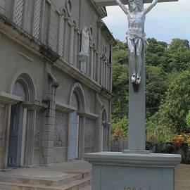 Karl Anderson - Church - St Lucia