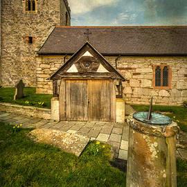 Adrian Evans - Church Sundial 1806