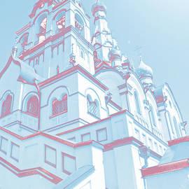 Lali Kacharava - White Church2