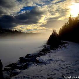 Guy Hoffman - Chute Lake Winter