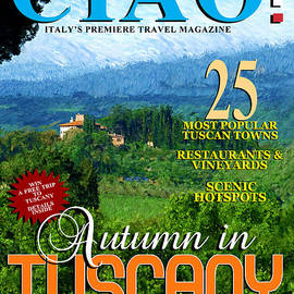 Mike Nellums - CIAO Magazine cover