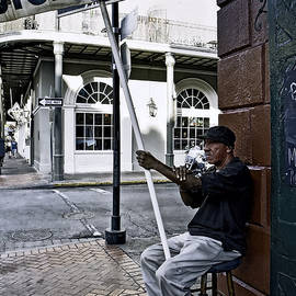 Kathleen K Parker - Cigar Shop on Bourbon Street New Orleans