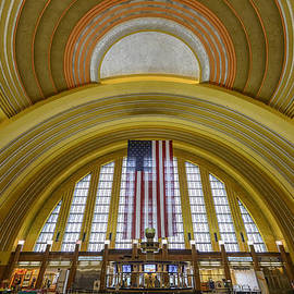 Dick Wood - Cincinnati Union Terminal