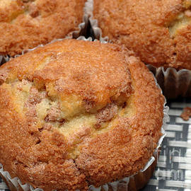 Andee Photography - Cinnamon Crunch Muffins 1
