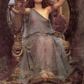 John William Waterhouse - Circe Offering the Cup