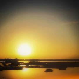 Jo Ann Tomaselli - Circle Game Sunrise Sunset Image Art