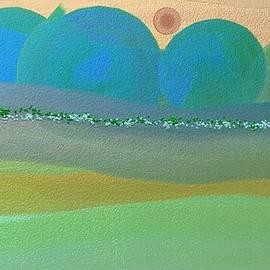 Lenore Senior - Circle Landscape