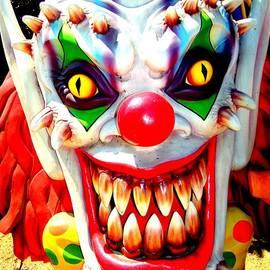 Ed Weidman - Circus Clown Nightmare