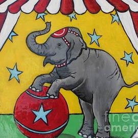 Tricia Lesky - Circus Elephant