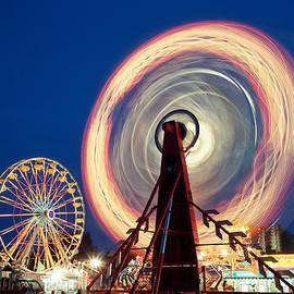 Circus Ferris Wheel
