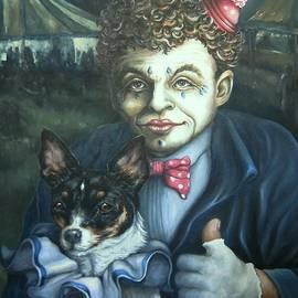 Pamela Humbargar - Circus Memories of a Little Dog