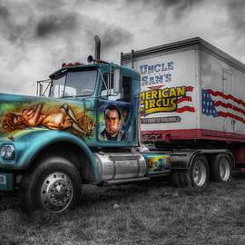 Ian Mitchell - Circus Truck