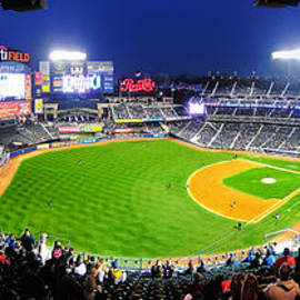 Nishanth Gopinathan - Citi Field and the New York Mets