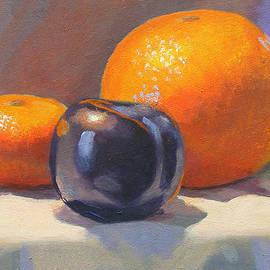 Peter Orrock - Citrus and plum
