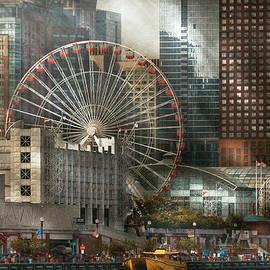 Mike Savad - City - Chicago IL - Pier Pressure