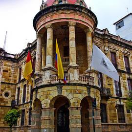 Al Bourassa - City Hall - Cuenca Ecuador