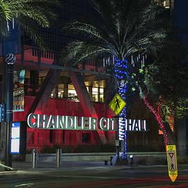 Dave Dilli - City Hall in Chandler Arizona