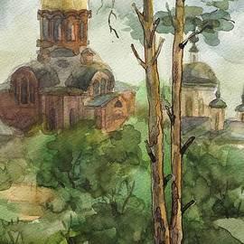 Khromykh Natalia - city of Khotkovo