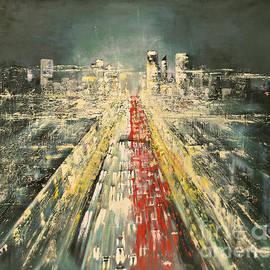 Maja Sokolowska - City of paris
