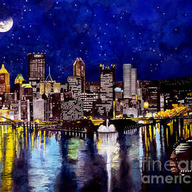 Christopher Shellhammer - City of Pittsburgh at the Point