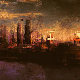 LC Bailey - City On The Sea