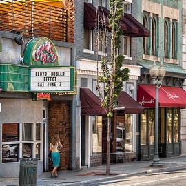 Mike Savad - City - Roanoke VA - Down one fine street