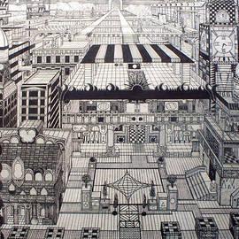 Eric David - Cityscape 1