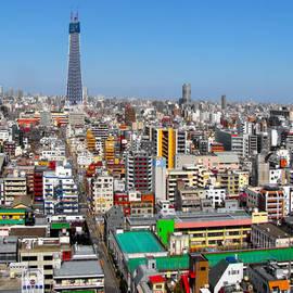 Christine Till - Cityscape Tokyo Japan