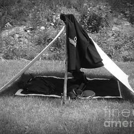 Sara  Raber - Civil War Camp Tent