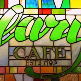 Linda Covino - Clarys cafe