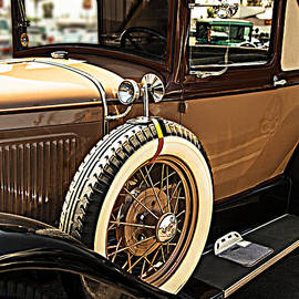 Jerry Cowart - Classic 1928 Ford Model A Sport Coupe Convertible Automobile Car