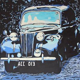 Callan Percy - Classic Blu Automobile