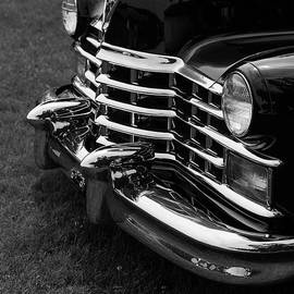 Edward Fielding - Classic Cadillac Sedan Black and White